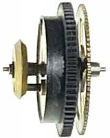 Clock Repair & Replacement Parts - Wheels & Wheel Blanks, Motion Works, Fans & Relate - Schmeckenbecker 1-Day Cuckoo Strike Side Ratchet Wheel