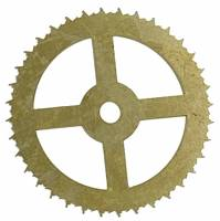 Clock Repair & Replacement Parts - Wheels & Wheel Blanks, Motion Works, Fans & Relate - Urgos UW-03 Auto Beat Escape Wheel