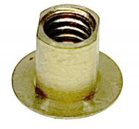 Hermle Brass M3.5 Weight Shell Bottom Nib - Image 2