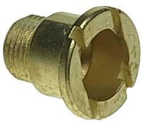 Clock Repair & Replacement Parts - Hermle Brass Fixation Nut  M8 x 11mm Long
