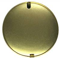 70mm Brass Pendulum Bob With 4mm Rear Slot - Image 2