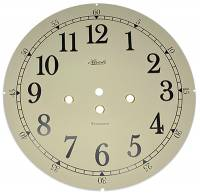 """Clearance Items - 10-1/8"""" (257mm) Hermle Ivory Arabic Dial"""