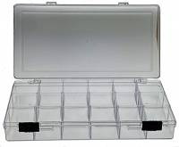 Clearance Items - 18-Compartment Plastic Storage Box