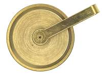 """Clearance Items - 1-3/4"""" All Brass Pulley"""