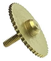 Kundo Style M3 x 12.5mm Anniversary Clock Foot