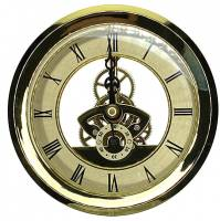 """4"""" (103mm) Skeleton Clock Insert"""
