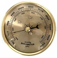 "3-1/2"" Barometer"