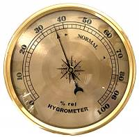 "3-1/2"" Hygrometer"