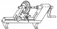 Clockmakers & Watchmakers Specialty Tools & Equipment - Mainspring Winders - ACCU-20 - Ollie Baker Style Spring Winder