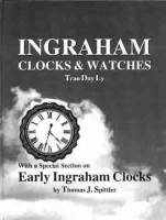 Books - Clocks-Price & Identification Guides - ARLING-87 - Ingraham Clock & Watches By Tran Duy Ly