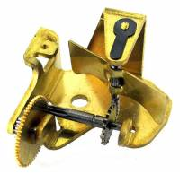 Clock Repair & Replacement Parts - CUENDET-21 - 28,36-Tooth Music Movement Governor 9-Tooth Pinion