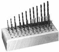 General Purpose Tools, Equipment & Related Supplies - Drills, Drill Bits & Sets - GROBET66 - 36-Piece Premium Drill Set  .0135 - .113""