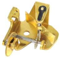 Movements, Motors, Rotors, Fit-Ups & Related - Mechanical Movements & Related Components - MAPS-21 - 22/28/36T Brass Music Movement Governor 14-Tooth Pinion