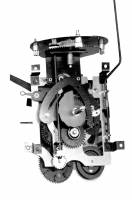 "Mechanical Movements & Related Components - Cuckoo Clock Movements - SBS-21 - 1-Day Regula 25 Cuckoo Movement With 3"" Dance Platform 7-3/4"" Drop"