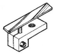 SHER-41 - Tool Rest For Woodturning (#3038)