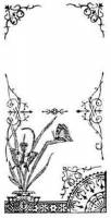 Glass For Bezels and Doors - Kitchen Clock Glass - SHIPLEY-85 - Sessions KG-38 Kitchen Clock Glass
