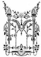 Glass For Bezels and Doors - Kitchen Clock Glass - SHIPLEY-85 - Ingraham KG-72 Kitchen Clock Glass