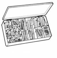 TRISTAR - 200-Piece Coil Spring Assortment - Image 1