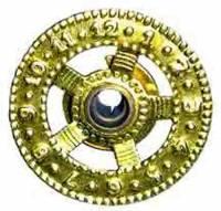 Alarm Mechanism-Center Alarm Ring