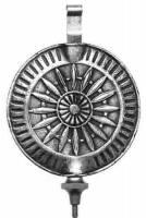 "TT-23 - Seth Thomas Pendulum 2-7/16"""