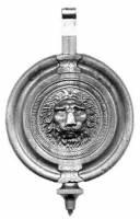 "TT-23 - Seth Thomas Lion Pendulum 2-1/2"""