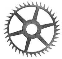 #2 Regulator 40T Escape Wheel