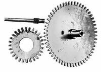 TT-32 - Calendar Drive Wheel