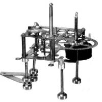 Clockmakers & Watchmakers Specialty Tools & Equipment - Hanging Assembly Post Kit & Parts - TT-72 - Hanging Assembly Post Kit
