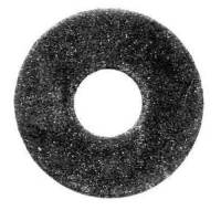 Quartz Movements, Hardware and Tools - Hardware & Tools for Quartz Movements - VO-21 - Rubber Washers For Quartz Movements With 8.0 & 8.5mm Hand Shafts  12-Pack