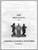 Books - Clocks-Price & Identification Guides - Timesaver - Ansonia 2004 Price Update By Tran Duy Ly