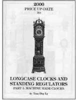 Books - Clocks-Price & Identification Guides - Timesaver - Longcase 2000 Price Update By Tran Duy Ly