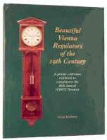 Books - Clocks-Price & Identification Guides - Timesaver - Beautiful Vienna Regulators Book Of 19th Century By Victor Kochaver