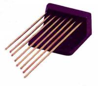 "Bells,Gongs,Chime Rods,Hammers & Related - Gongs & Bases - Timesaver - 8-Rod Westminister Chime Gong Unit  7-3/4"" Longest Rod"