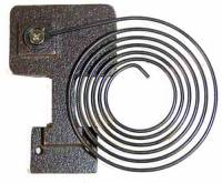 Clock Repair & Replacement Parts - Bells,Gongs,Chime Rods,Hammers & Related - Timesaver - 130mm Gong & Base