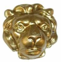 "Case Parts - Lions Heads - Timesaver - Small Lion Head  1-1/2"""