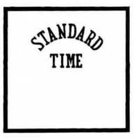 "Timesaver - 14"" x 16"" Standard Time Glass SRG-300"