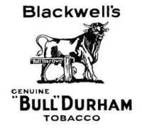 """Timesaver - 14"""" x 16"""" Bull Durham Store Regulator Glass"""
