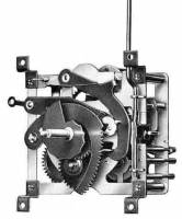 "Mechanical Movements & Related Components - Cuckoo Clock Movements - Timesaver - 1-Day Regula 25 Cuckoo Movement 9-1/4"" Drop"
