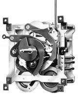 "Mechanical Movements & Related Components - Cuckoo Clock Movements - Timesaver - 8-Day Regula 34 Cuckoo Movement 9-1/4"" Drop"