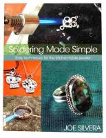 Books - Books on tools, lathes, plating & miscellaneous - Soldering Made Simple By Joe Silvera