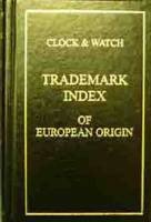 Books - Clock & Watch Trademark Index By Karl Kockmann
