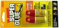 Chemicals, Adhesives, Soldering, Cleaning, Polishing - Adhesives - Super Glue 2-Pack 3G Bottles