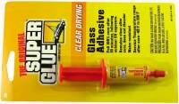 Chemicals, Adhesives, Soldering, Cleaning, Polishing - Adhesives - Super Glue Glass Adhesive