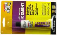 Chemicals, Adhesives, Soldering, Cleaning, Polishing - Contact Cement