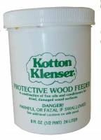 Chemicals, Adhesives, Soldering, Cleaning, Polishing - Kotton Klenser Feeder Finish