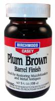 Chemicals, Adhesives, Soldering, Cleaning, Polishing - Finishes for metals and woods - Plum Brown Finish