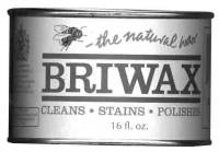 Chemicals, Adhesives, Soldering, Cleaning, Polishing - Briwax - 450 ML Can