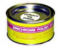 Chemicals, Adhesives, Soldering, Cleaning, Polishing - Simichrome Polish  250 Gram Can