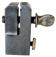 Clockmakers & Watchmakers Specialty Tools & Equipment - Movement Test Stands and Brackets - Cast Iron Test Stand Top Clamp