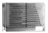 "Broaches - Cutting Broach Sets - 12-Piece Extra Fine Cutting Broach Set .002"" - .022"""